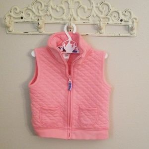 Cute Carter's quilted vest